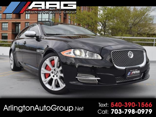2011 Jaguar XJ-Series XJ L Supercharged