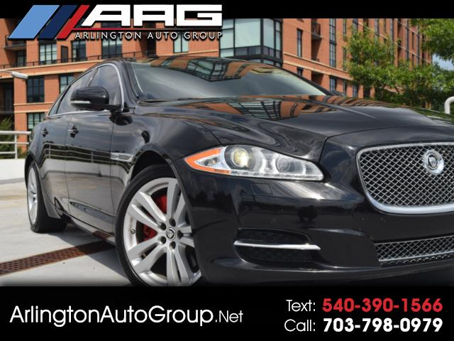2011 Jaguar XJ-Series XJ L