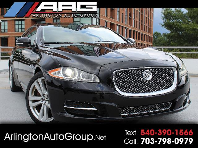 2011 Jaguar XJ-Series XJ-L