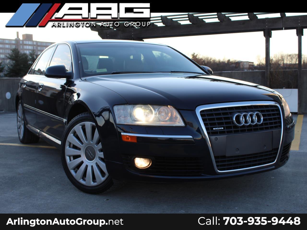2007 Audi A8 4dr Sdn