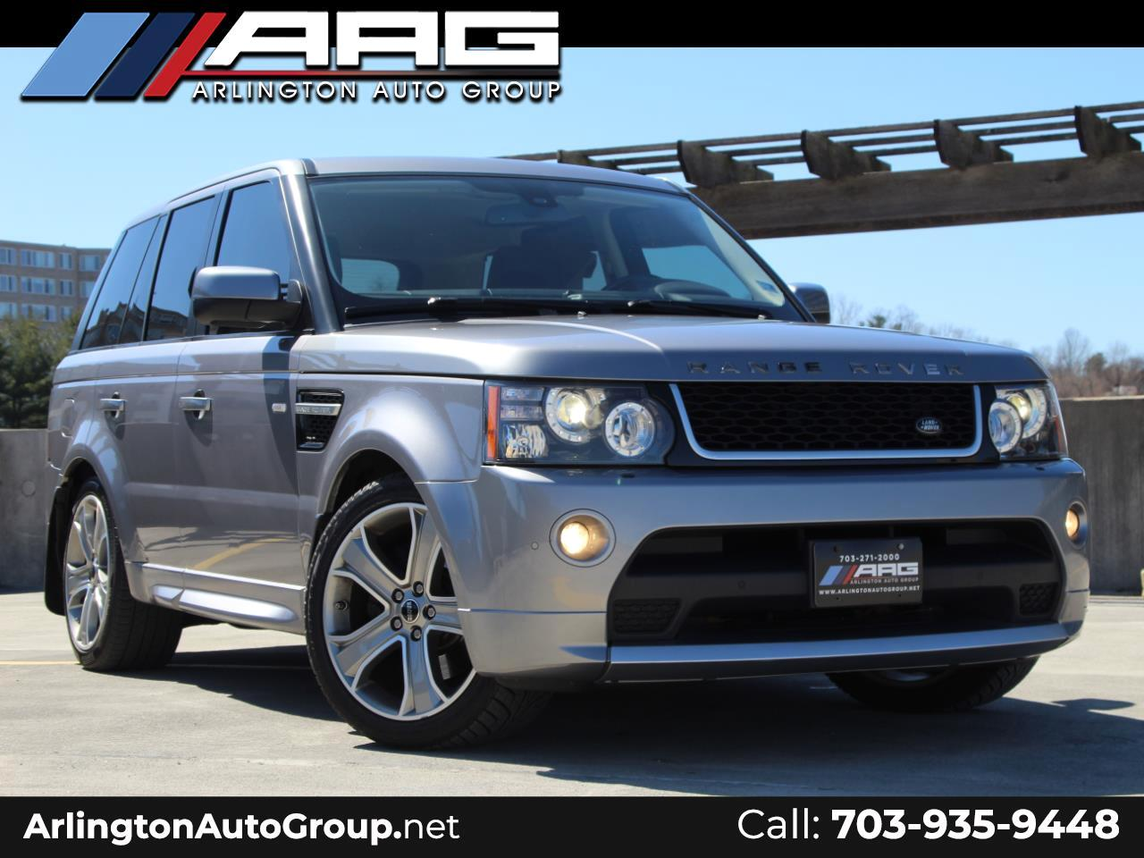 2012 Land Rover Range Rover Sport 4WD 4dr HSE GT Limited Edition