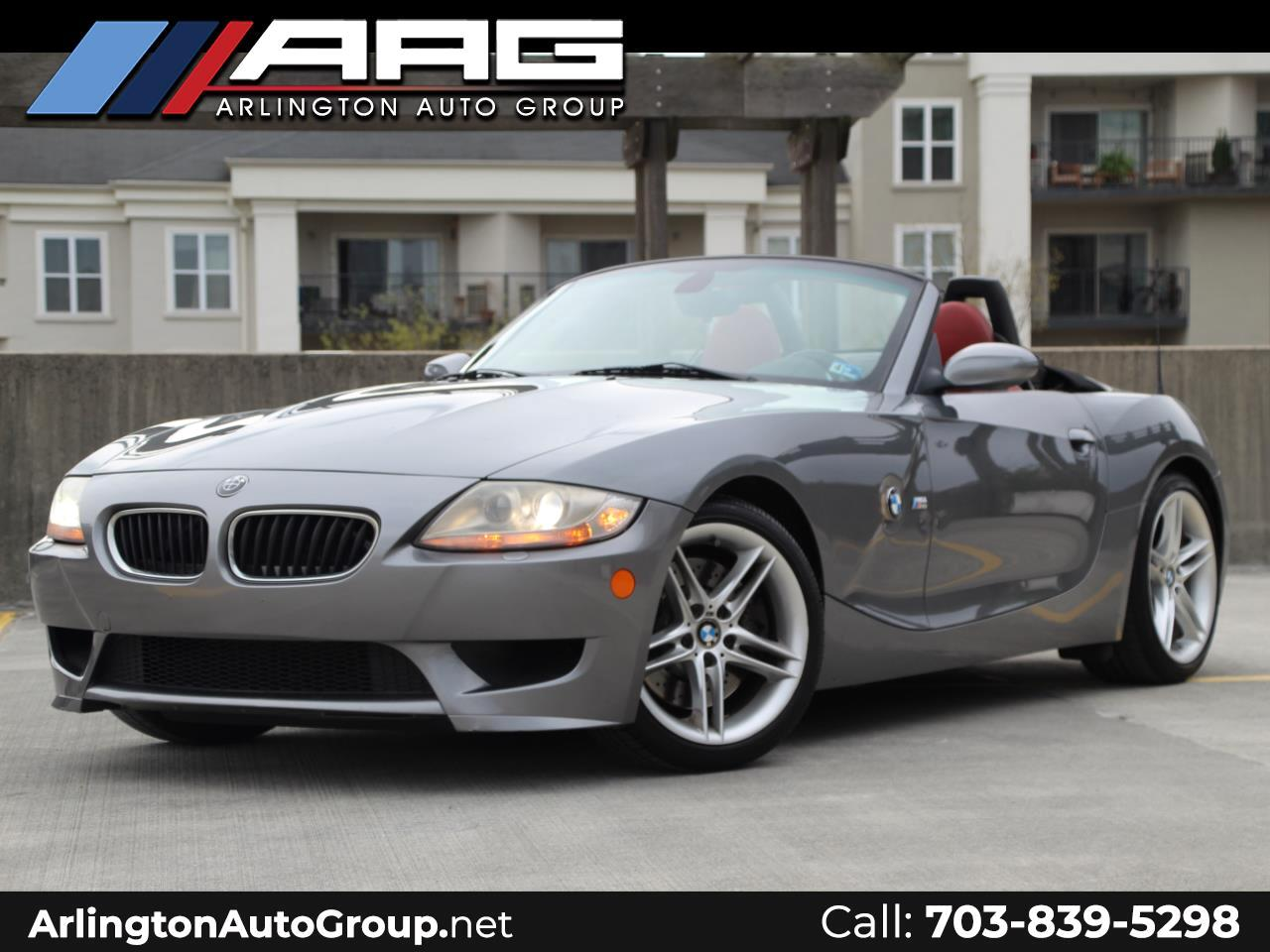 BMW Z4 2dr Roadster M 2008