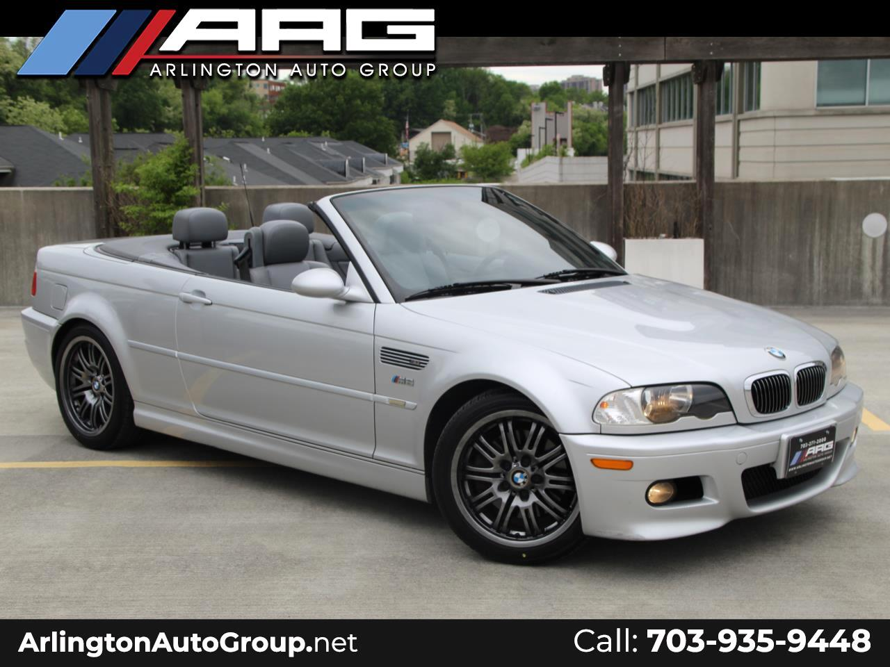 2005 BMW 3 Series M3 2dr Convertible