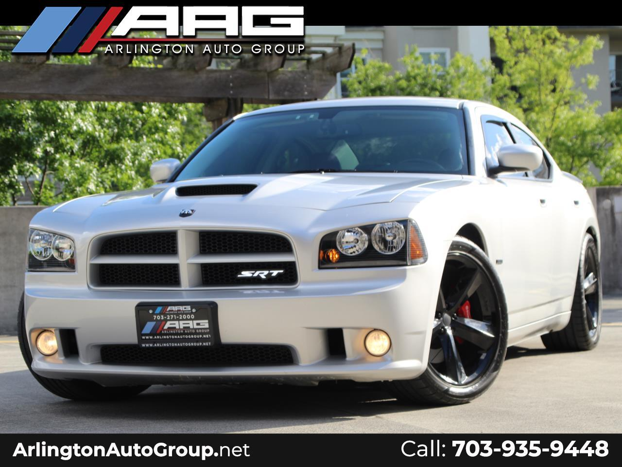 2010 Dodge Charger 4dr Sdn SRT8 RWD *Ltd Avail*
