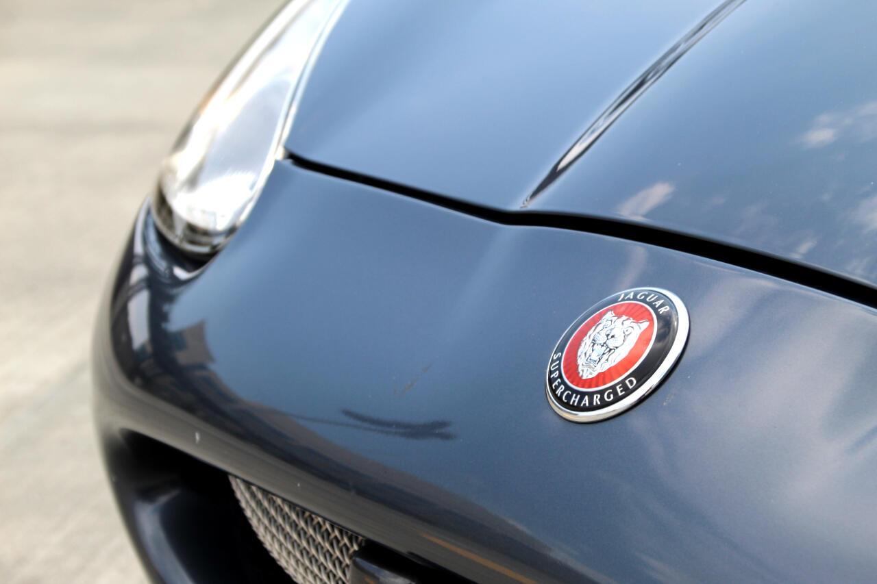 2000 Jaguar XK8 2dr Convertible Supercharged