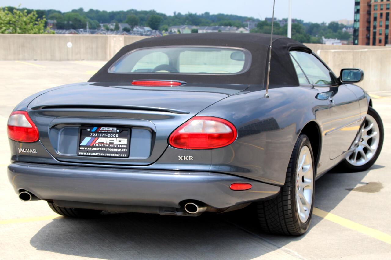 Used 2000 Jaguar XK8 for Sale in Arlington, VA 22204