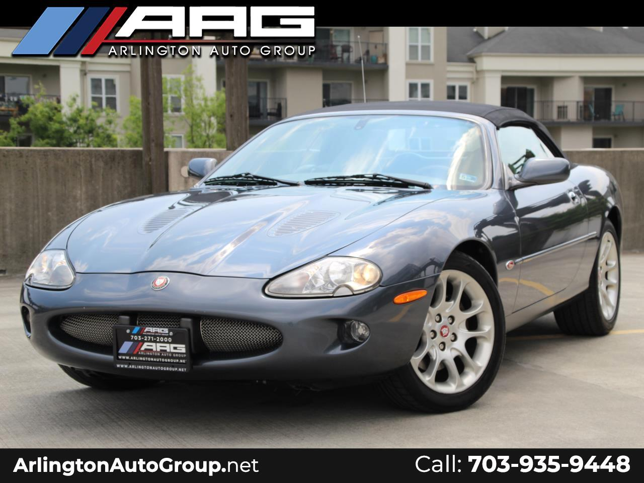 2000 Jaguar XK8 2dr Convertible Supercharged