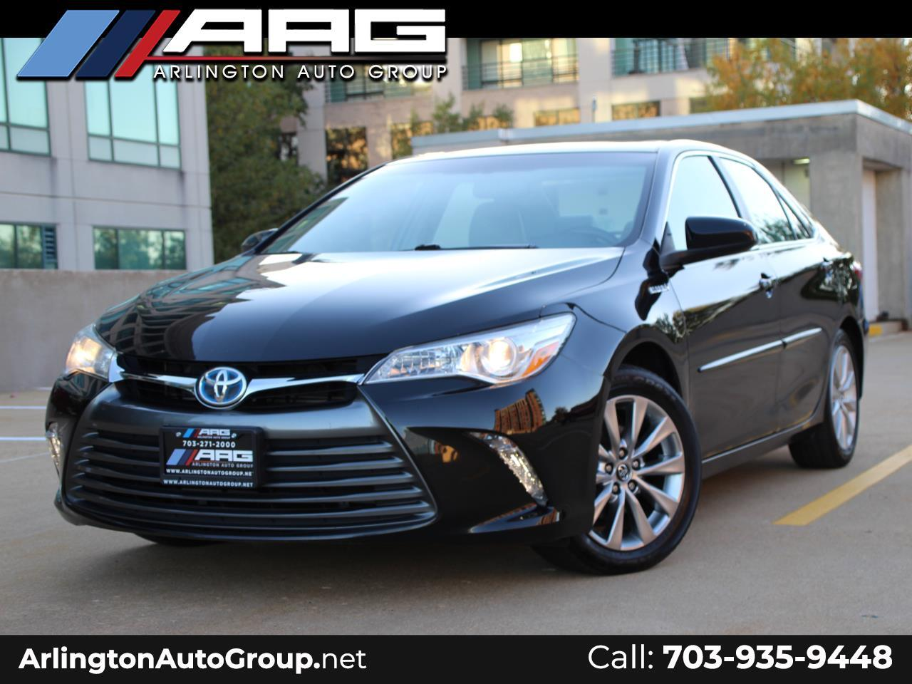 Toyota Camry Hybrid 4dr Sdn XLE (Natl) 2016