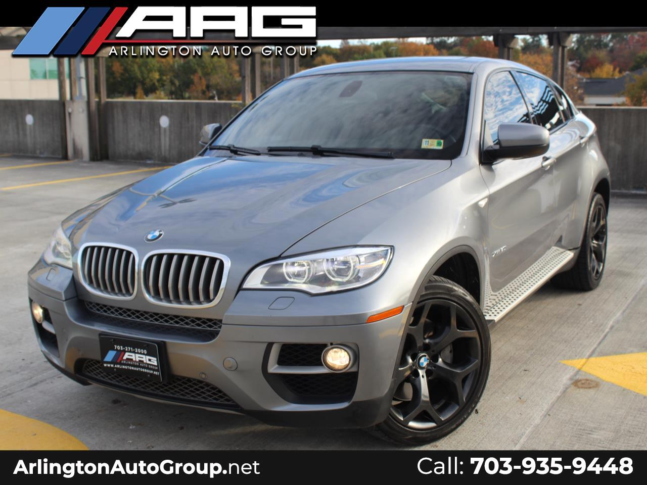 BMW X6 AWD 4dr xDrive50i 2013