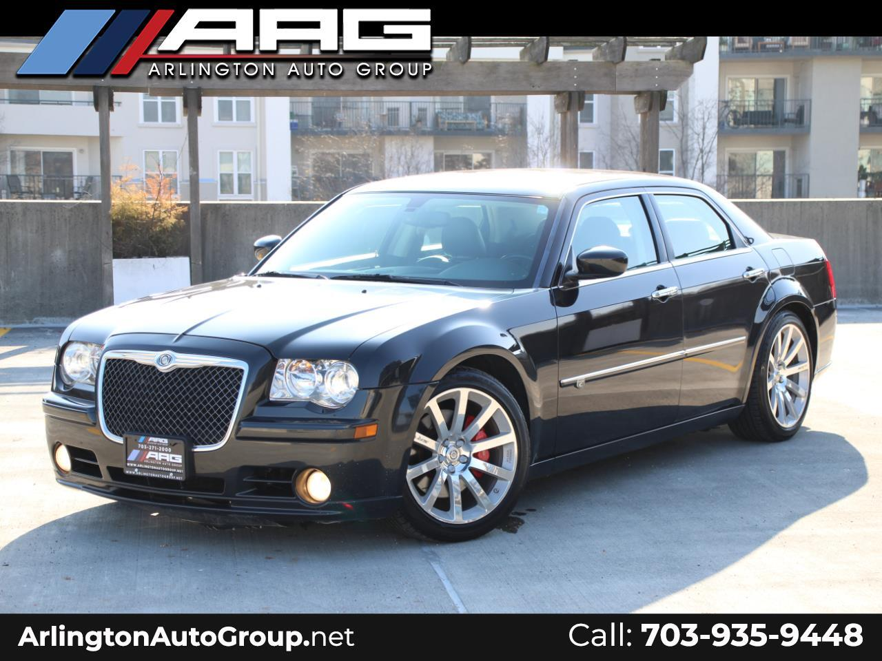 Chrysler 300 4dr Sdn 300C SRT8 RWD *Ltd Avail* 2010