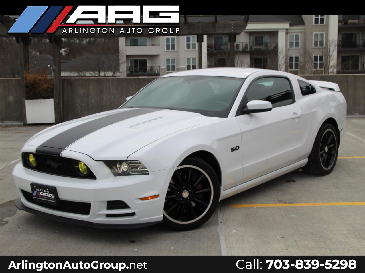 Ford Mustang 2dr Cpe GT 2014