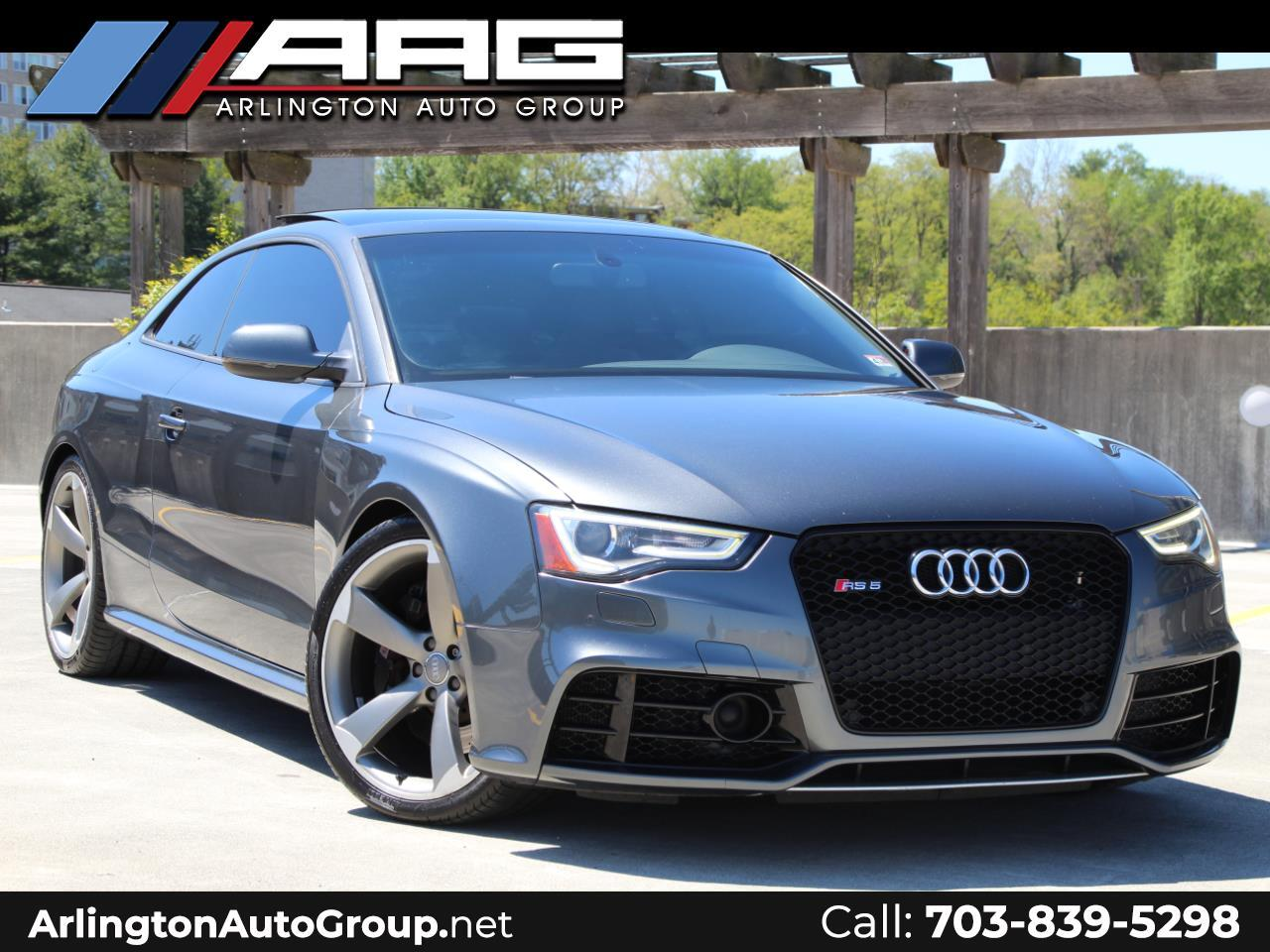 Audi RS 5 2dr Cpe 2013