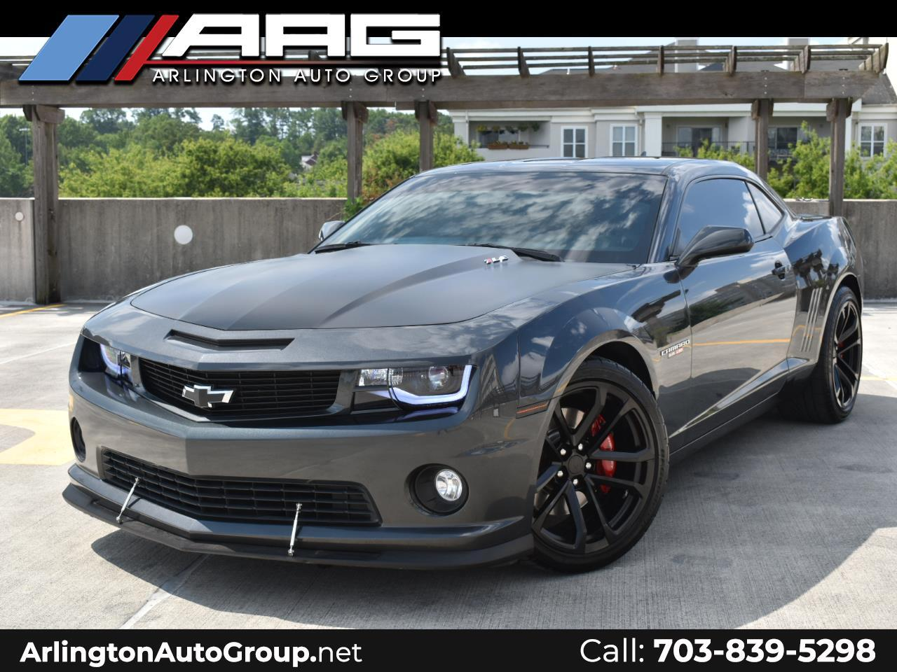 Chevrolet Camaro 2dr Cpe SS w/1SS 2013