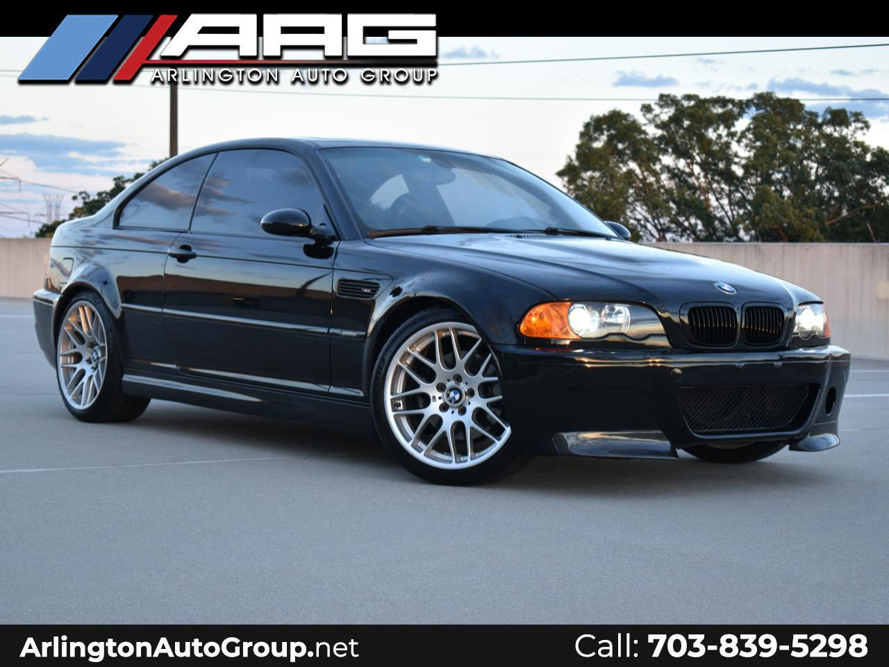 BMW 3 Series M3 2dr Cpe 2003