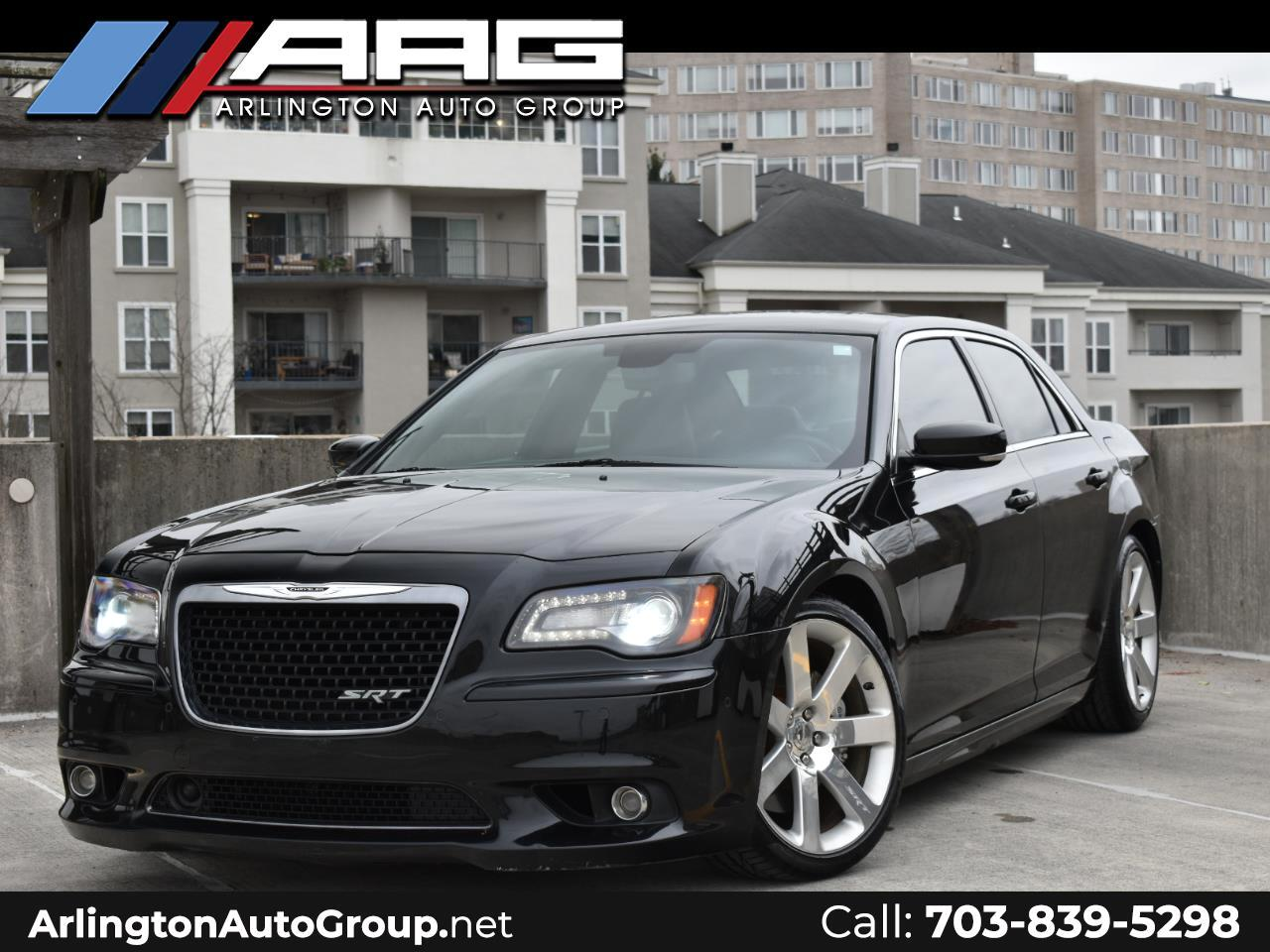 Chrysler 300 4dr Sdn V8 SRT8 RWD 2012