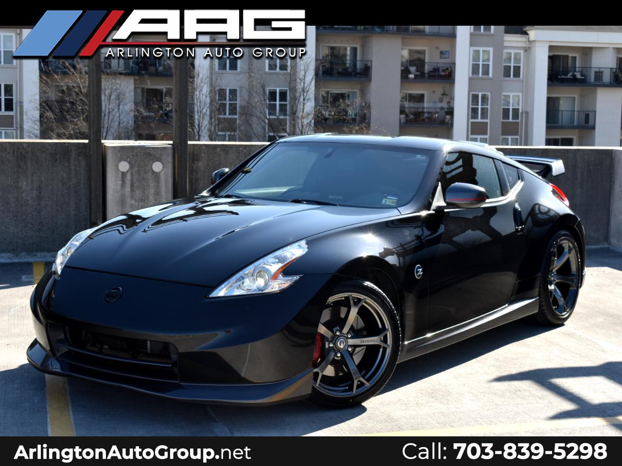 Nissan 370Z 2dr Cpe Manual NISMO 2014