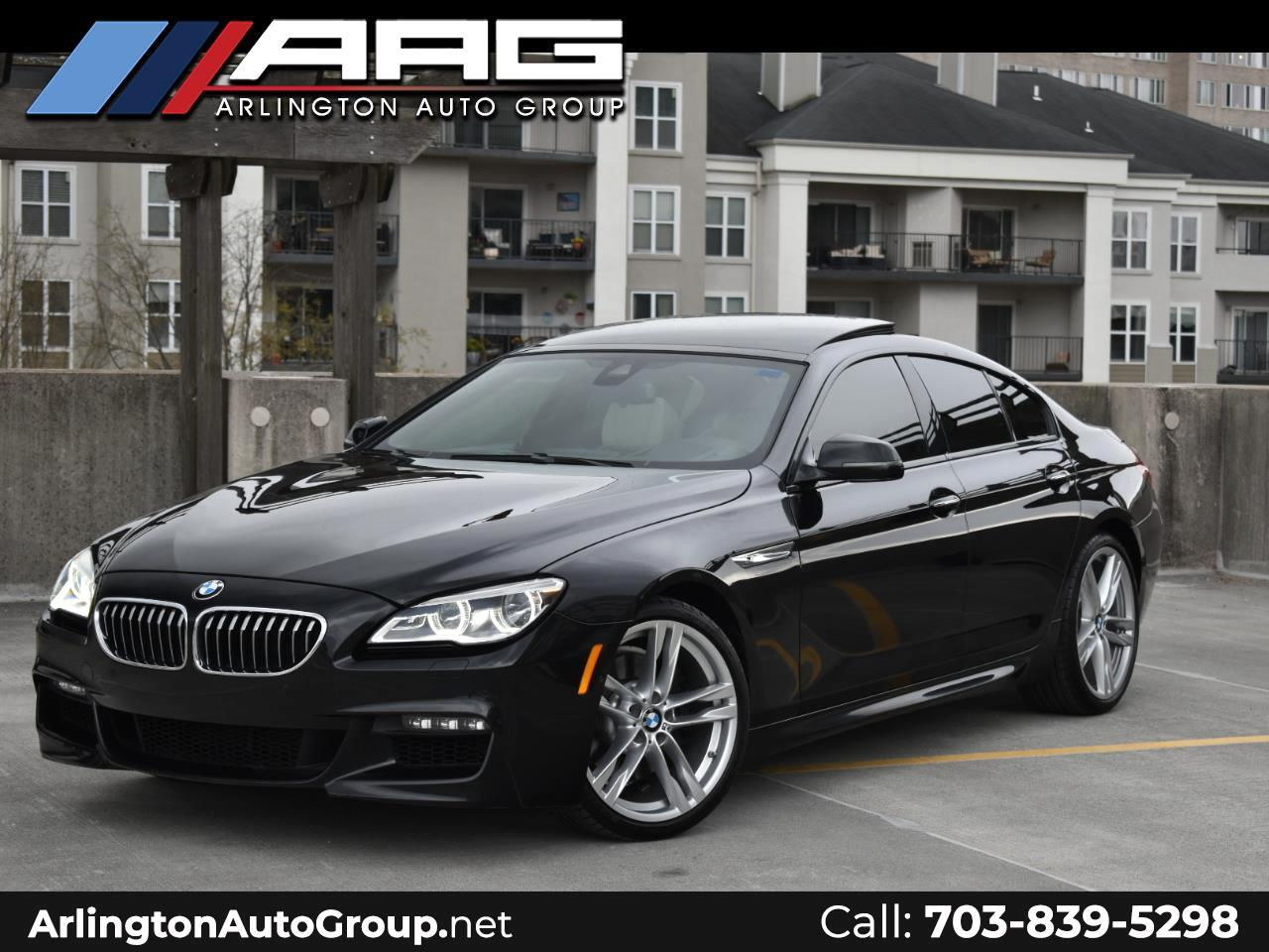 BMW 6 Series 4dr Sdn 640i xDrive AWD Gran Coupe 2016