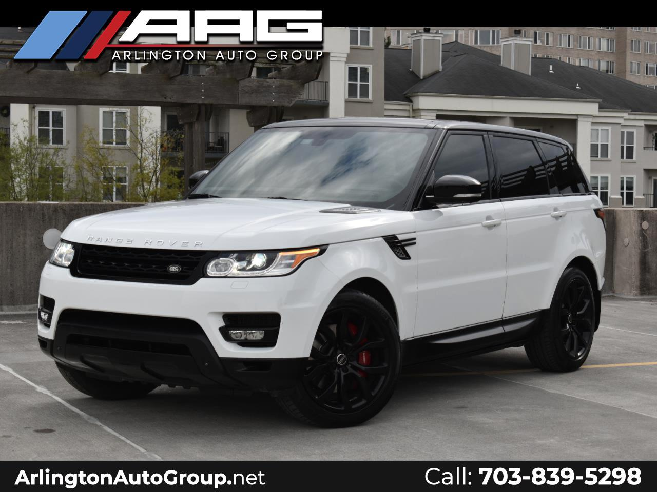 Land Rover Range Rover Sport 4WD 4dr Autobiography 2014