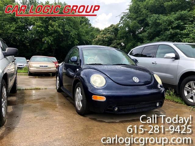 2000 Volkswagen New Beetle 2dr Cpe GLS Manual