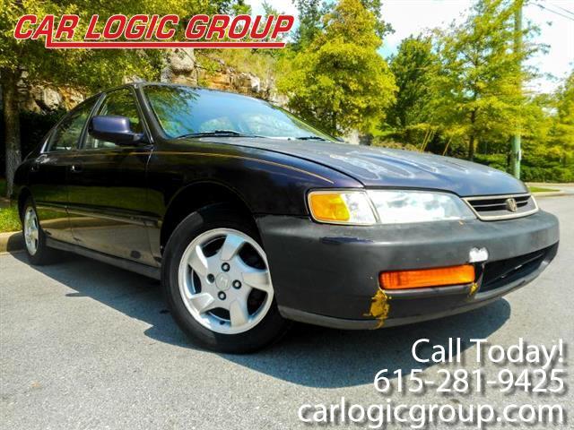1997 Honda Accord Sdn 4dr Sdn Special Edition Auto