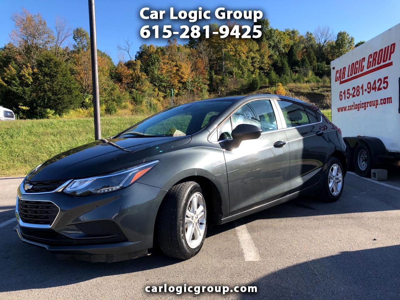 Chevrolet Cruze 4dr HB 1.4L LT w/1SD 2018