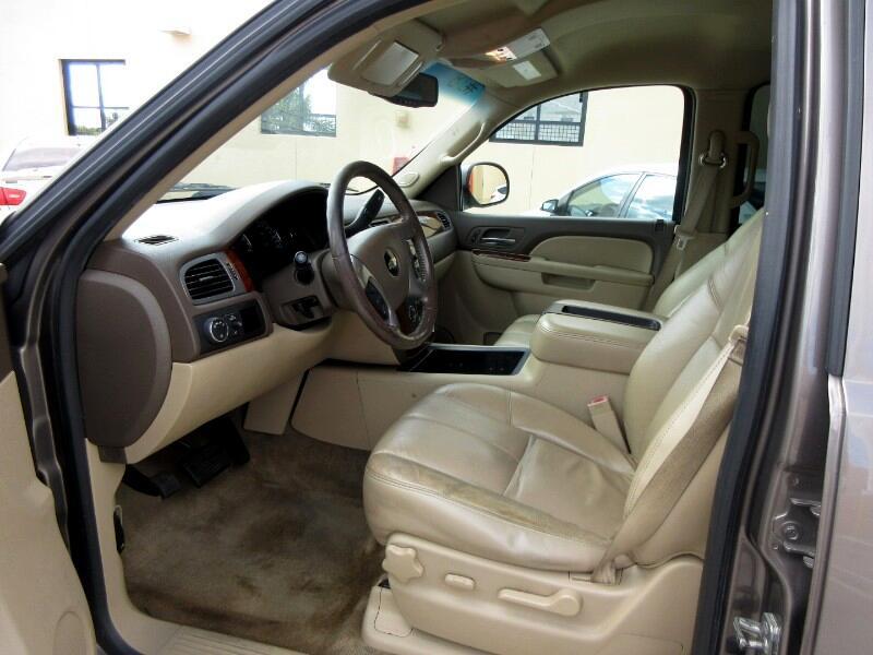 Chevrolet Tahoe 4dr 1500 4WD Z71 2014