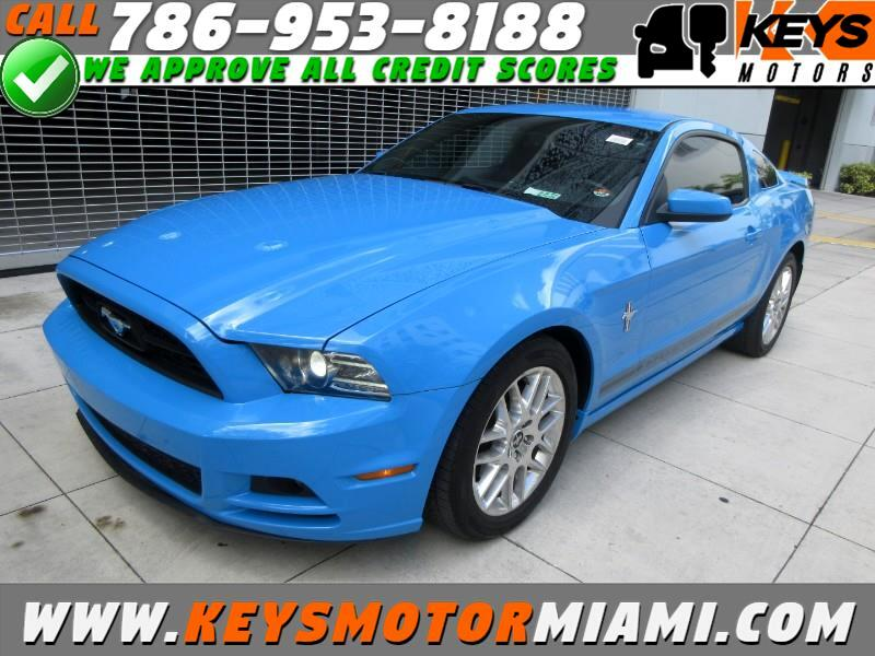 Ford Mustang 2dr Coupe 2014