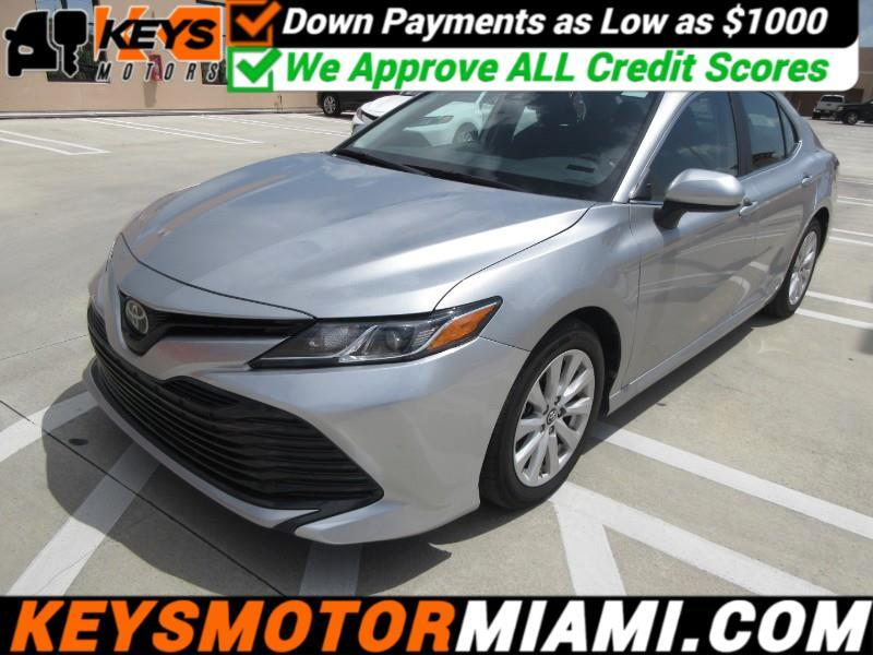 Toyota Camry 4dr Sdn I4 Man LE (Natl) 2019