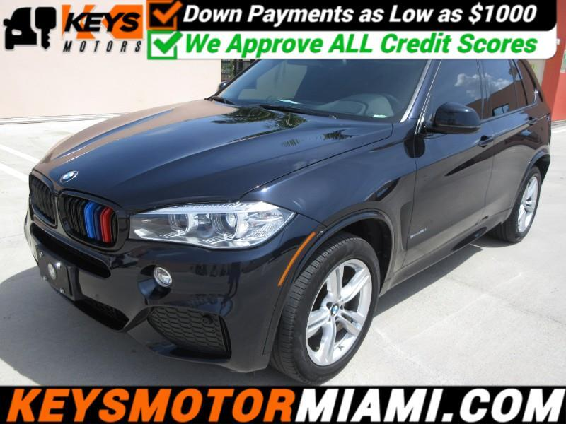 BMW X5 sDrive35i 2018