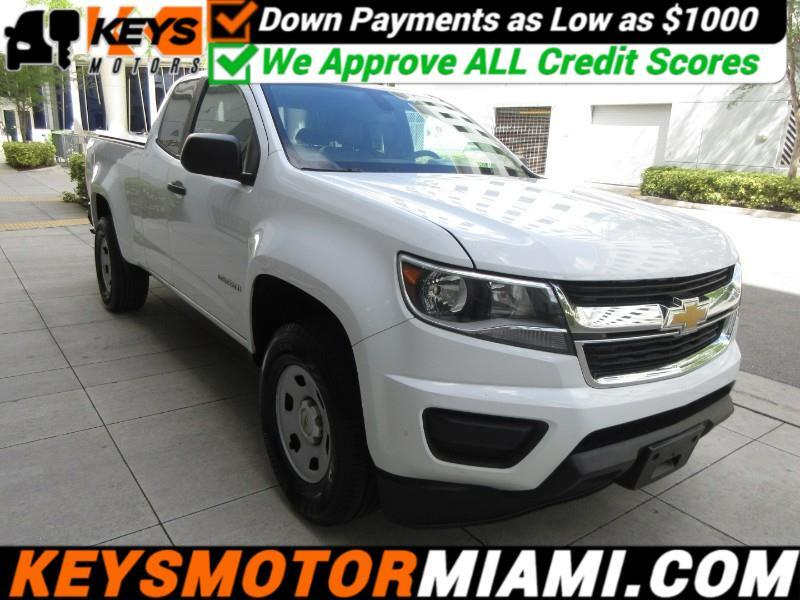 Chevrolet Colorado 1LT Ext. Cab 2WD 2018