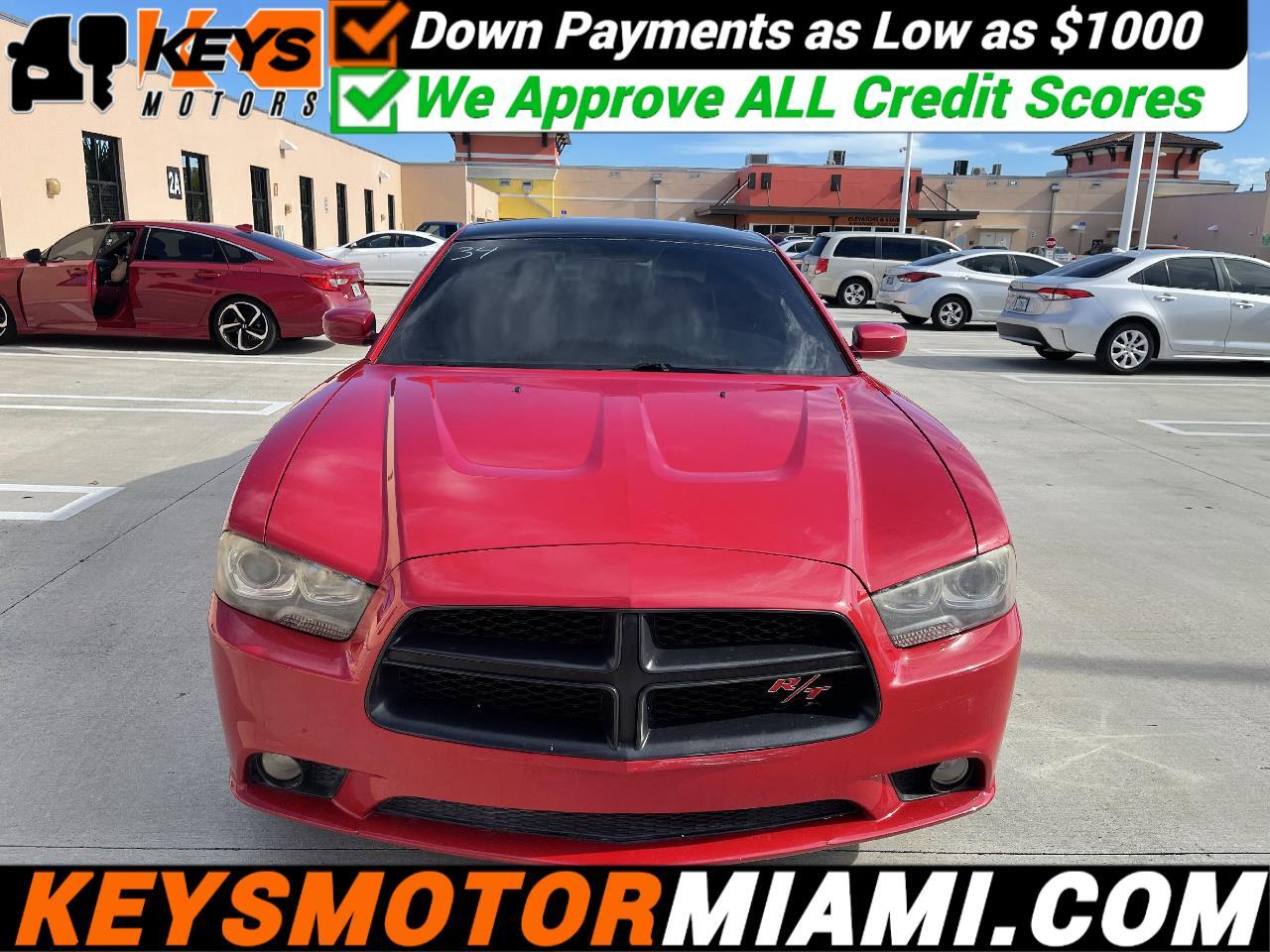 Dodge Charger R/T 2013