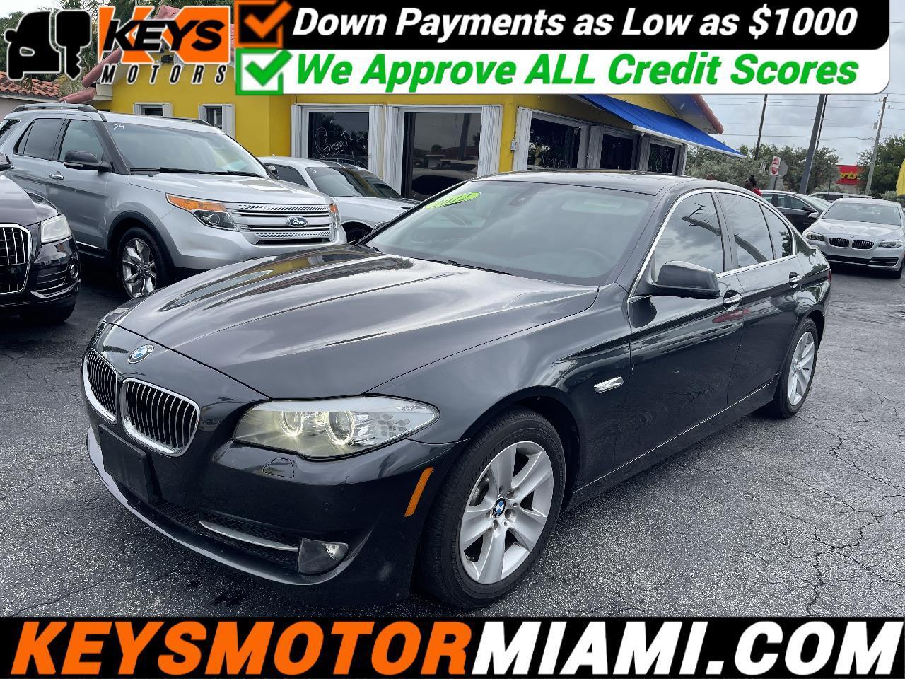 BMW 5-Series 528i 2012