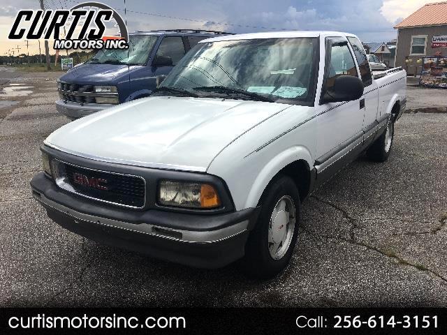 1997 GMC Sonoma Ext. Cab 2WD