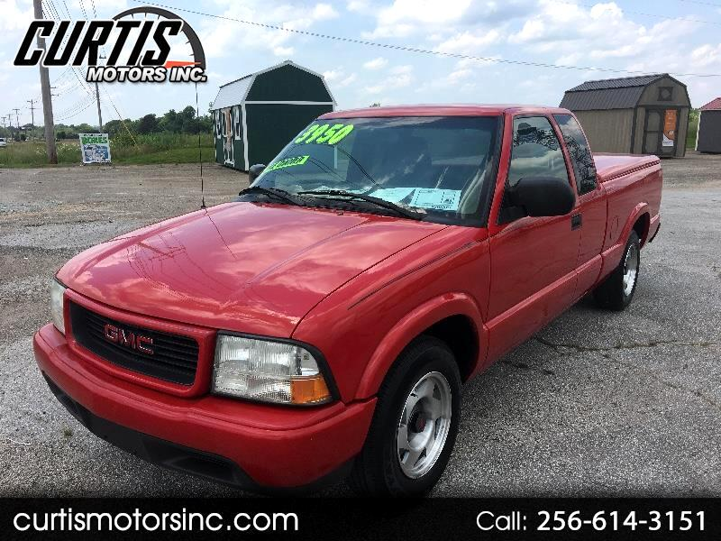 2001 GMC Sonoma SL Ext. Cab Short Bed 2WD