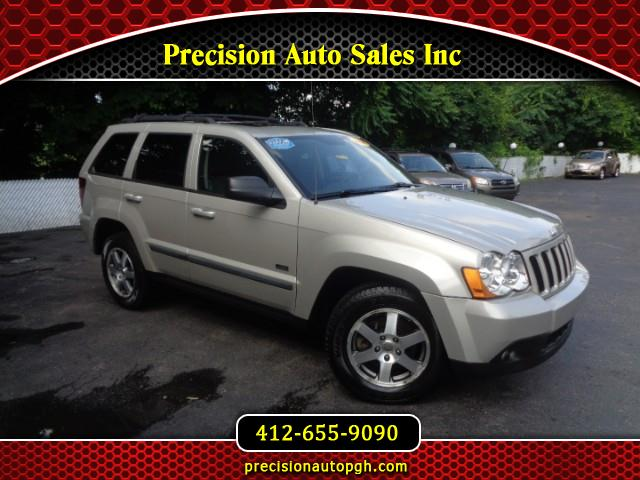 2008 Jeep Grand Cherokee Rocky Mountain Edition 4WD