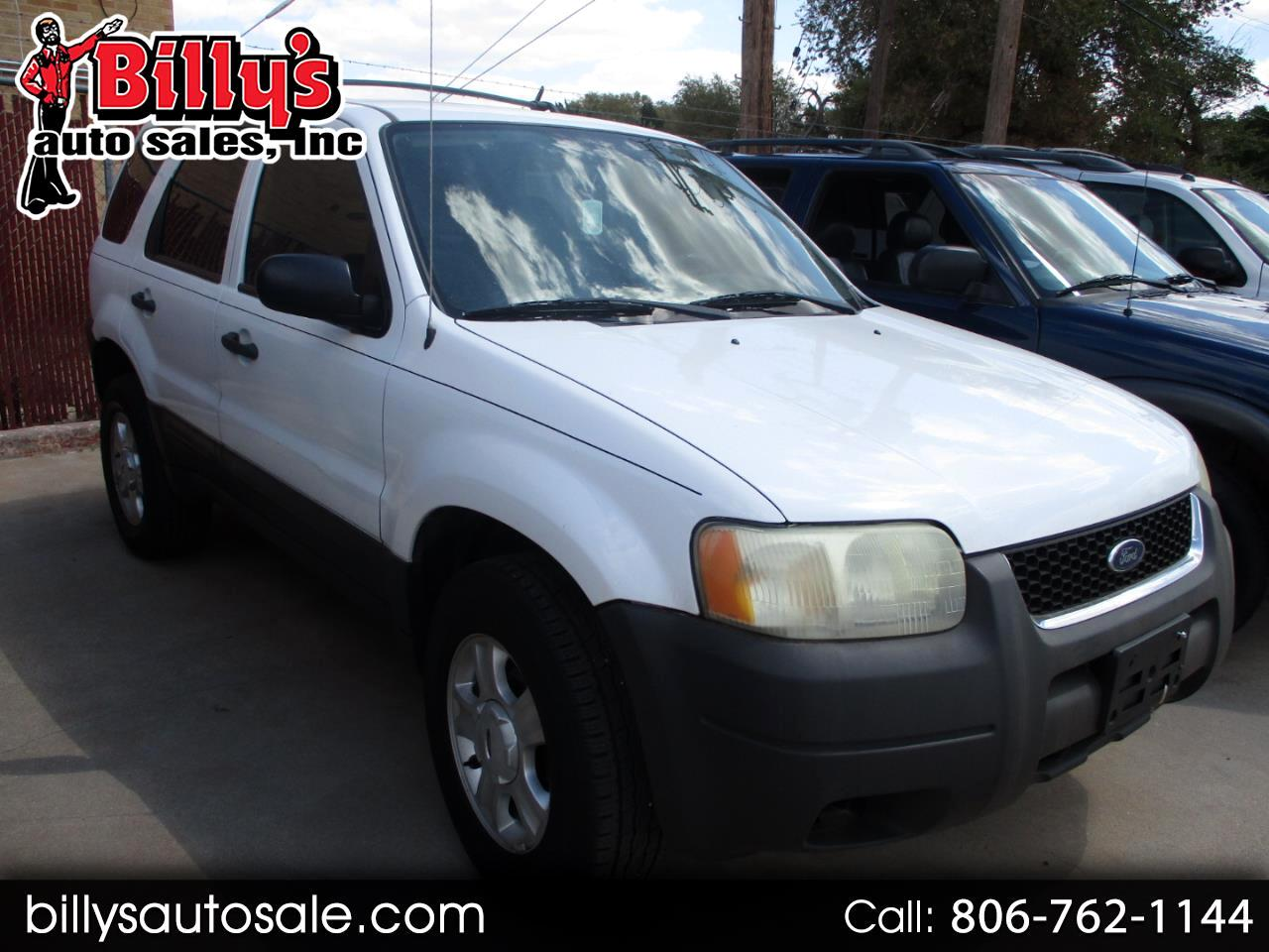 "2004 Ford Escape 4dr 103"" WB XLT"