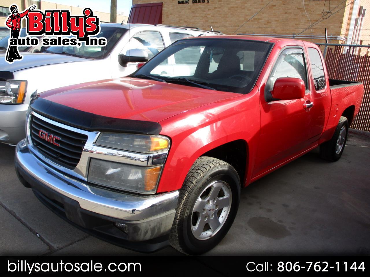 "GMC Canyon 2WD Ext Cab 125.9"" SLE1 2010"