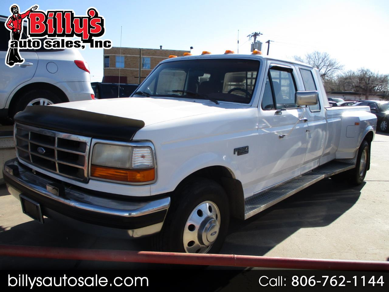 "Ford F-350 Supercab 155.0"" WB DRW 1995"