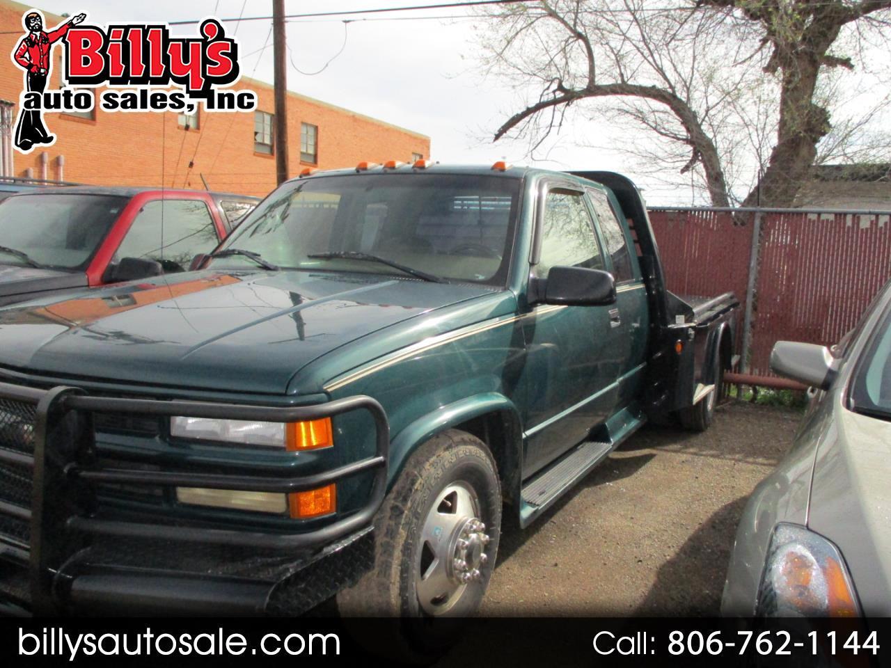 "Chevrolet C/K 3500 Ext Cab 155.5"" WB DRW 1996"
