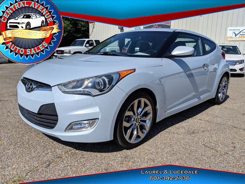 2015 Hyundai Veloster 3dr Cpe Auto RE:MIX