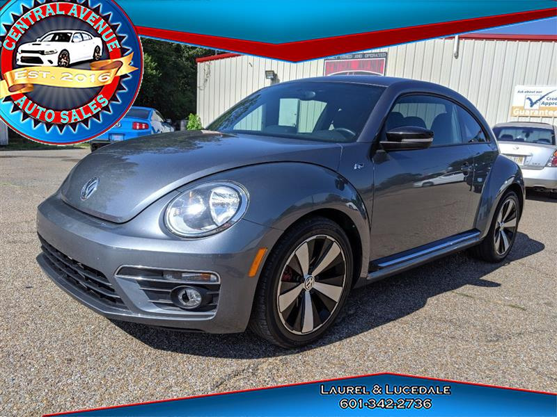 Volkswagen Beetle 2.0T Turbo 2014