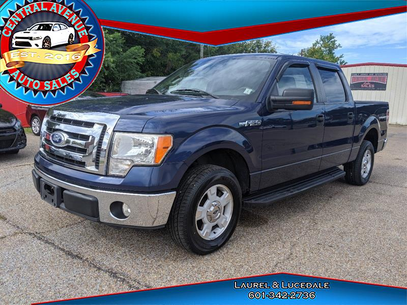 Ford F-150 XLT SuperCrew 6.5-ft. Bed 2WD 2010