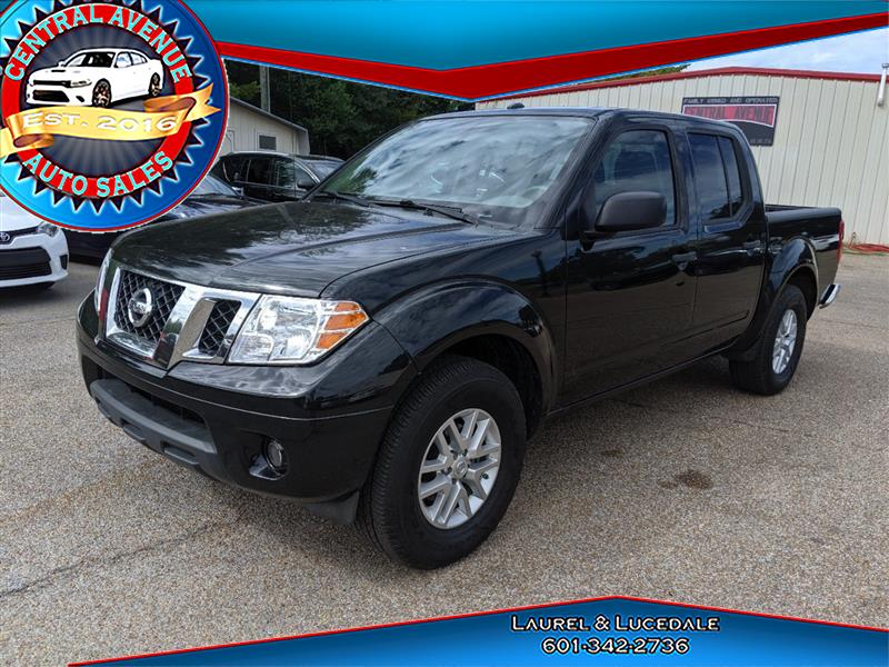 Nissan Frontier S Crew Cab 5AT 2WD 2016