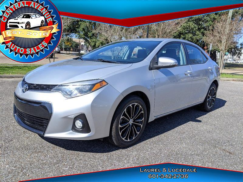 Toyota Corolla S Plus 6MT 2014