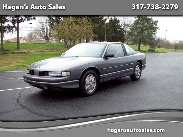 1989 Oldsmobile Cutlass Supreme