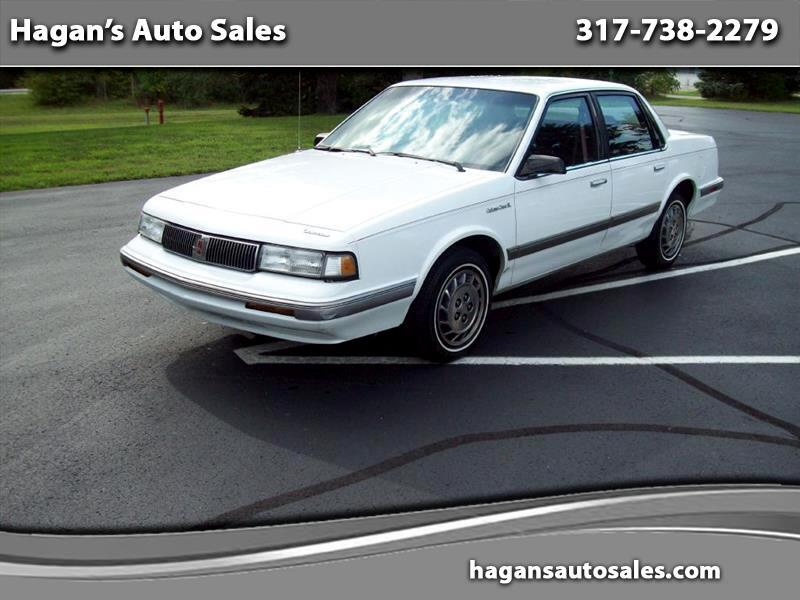 1995 Oldsmobile Cutlass Ciera