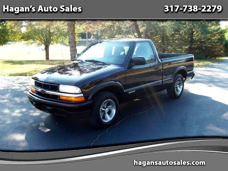 Chevrolet S10 Pickup 2WD LS 2003