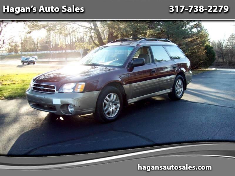 Subaru Outback Wagon 2000