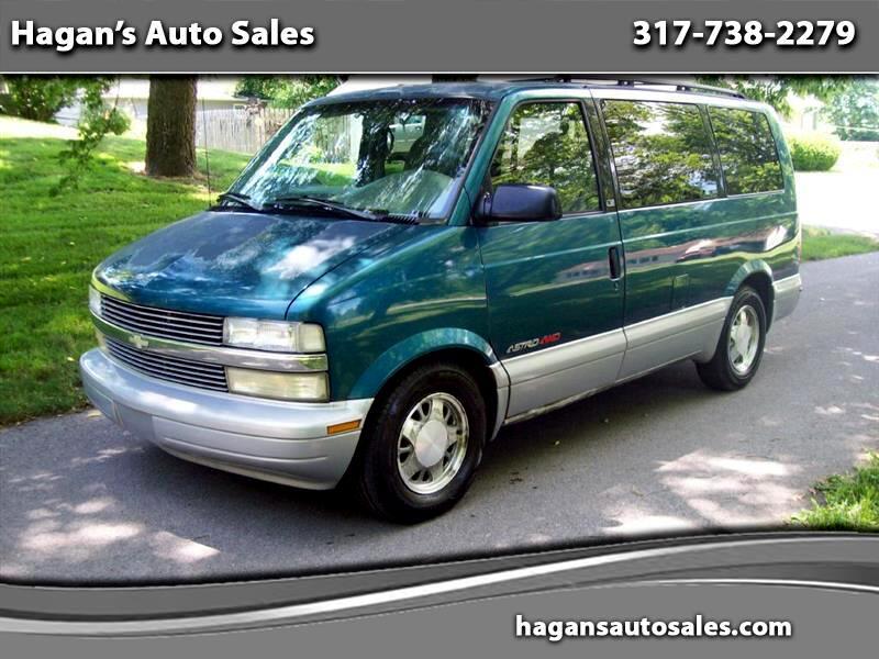 Chevrolet Astro  1998