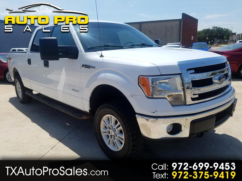 2014 Ford F-150 2WD SuperCrew 145